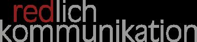redlich kommunikation Logo 400x86